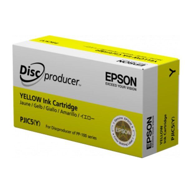 Biesse-Medica-accessori-cartuccia-gialla